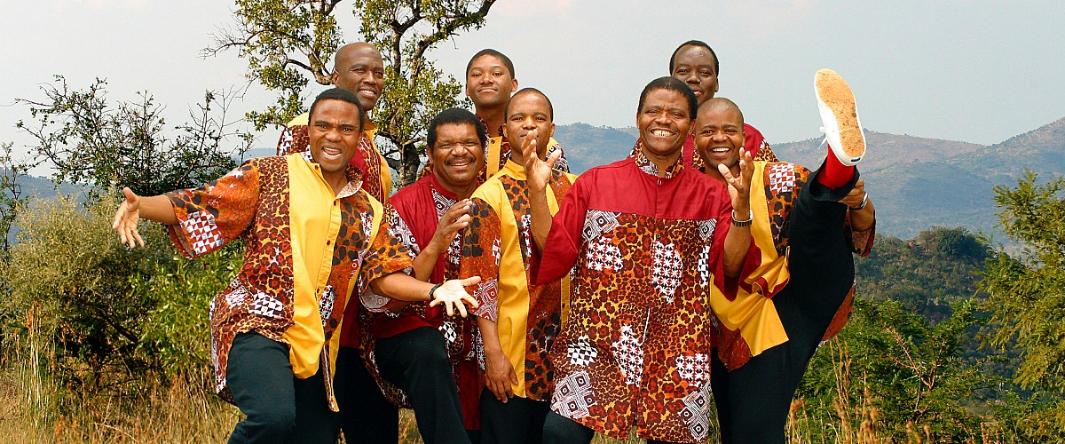 Concert Report: High-Intensity Warmth from Ladysmith Black Mambazo