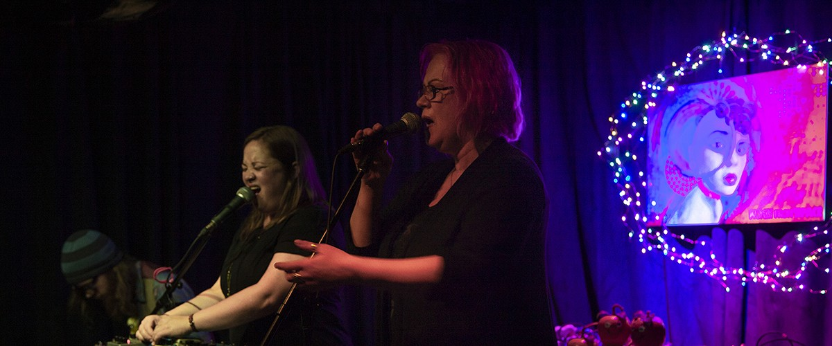 Concert report: Women From Space m[...]
