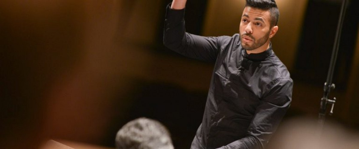 Concert Report: Samy Moussa's Visceral Music, with the COC Orchestra at 21C